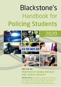 Picture of Blackstone's Handbook for Policing Students 2020 14ed