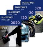 Picture of Blackstone's Police Q&As 2020: Four Volume Pack