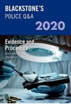 Picture of Blackstone's Police Q&A 2020 Volume 2: Evidence and Procedure