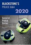 Picture of Blackstone's Police Q&A 2020 Volume 4: General Police Duties