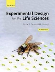 Picture of Experimental Design for the Life Sciences 4ed