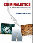 Picture of Criminalistics: An Introduction to Forensic Science (College Edition): United States Edition