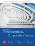 Picture of Fundamentals of Corporate Finance 10ed