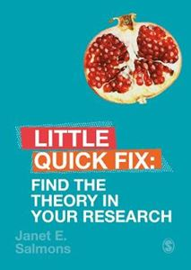 Picture of Find the Theory in Your Research: Little Quick Fix