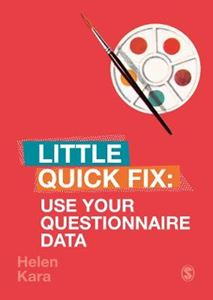 Picture of Use Your Questionnaire Data: Little Quick Fix