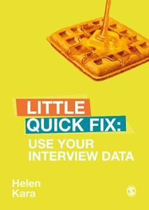 Picture of Use Your Interview Data: Little Quick Fix