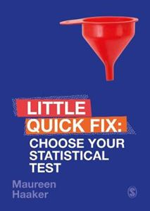 Picture of Choose Your Statistical Test: Little Quick Fix