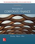 Picture of Principles of Corporate Finance 13ed