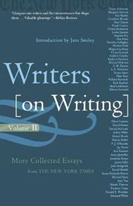 Picture of Writers on Writing Vol II