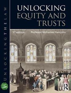 Picture of Unlocking Equity and Trusts 7ed