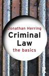 Picture of Criminal Law: The Basics