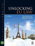 Picture of Unlocking EU Law 5ed