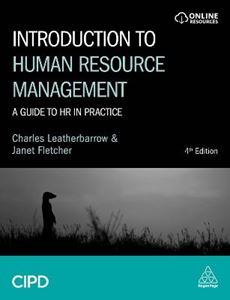 Picture of Introduction to Human Resource Management: A Guide to HR in Practice 4ed