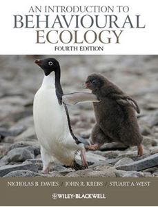 Picture of Introduction to Behavioural Ecology 4ed