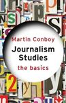 Picture of Journalism Studies: The Basics