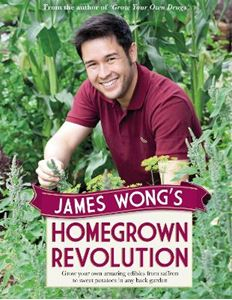 Picture of James Wong's Homegrown Revolution