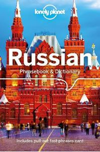 Picture of Lonely Planet Russian Phrasebook & Dictionary