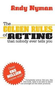 Picture of Golden Rules of Acting