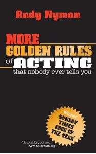 Picture of More Golden Rules of Acting