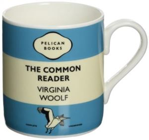 Picture of Common Reader Mug Light Blue