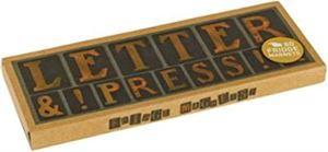 Picture of Letter Press - 80 Fridge Magnets