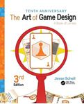 Picture of Art of Game Design: A Book of Lenses 3ed