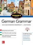 Picture of Schaum's Outline of German Grammar 6ed