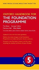 Picture of Oxford Handbook for the Foundation Programme