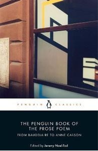 Picture of Penguin Book of the Prose Poem: From Baudelaire to Anne Carson