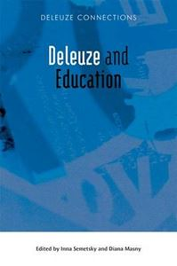 Picture of Deleuze and Education