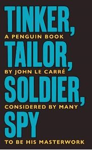 Picture of Tinker Tailor Soldier Spy: The Smiley Collection