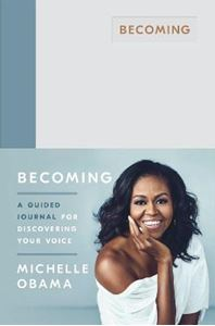 Picture of Becoming: A Guided Journal for Discovering Your Voice