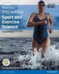 Picture of BTEC Nationals Sport and Exercise Science Student Book + Activebook: For the 2016 specifications