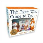 Picture of Tiger Who Came to Tea: Book and Toy Gift Set