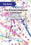 Picture of Primary National Curriculum Flip Book: The Full English Framework for Key Stages 1 and 2