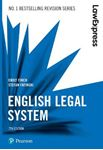 Picture of Law Express: English Legal System