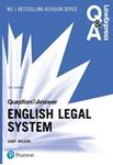 Picture of Law Express Question and Answer: English Legal System