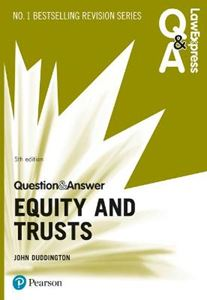 Picture of Law Express Question and Answer: Equity and Trusts