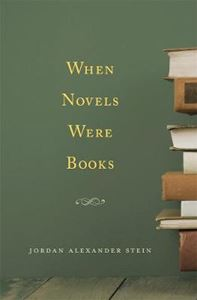 Picture of When Novels Were Books