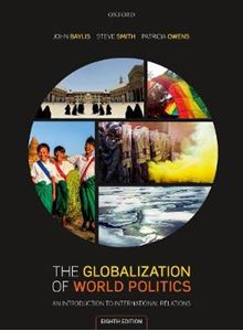 Picture of Globalization of World Politics: An Introduction to International Relations 8ed