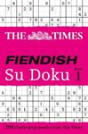 Picture of Times Fiendish Su Doku Book 1: 200 challenging puzzles from The Times (The Times Fiendish)