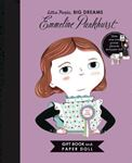 Picture of Little People, BIG DREAMS: Emmeline Pankhurst Book and Paper Doll Gift Edition Set