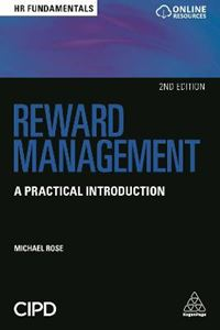 Picture of Reward Management: HR Fundamentals 2ed
