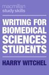 Picture of Writing for Biomedical Sciences Students