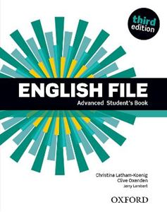 Picture of English File: Advanced: Student's Book 3ed