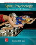 Picture of ISE SPORT PSYCHOLOGY: CONCEPTS AND APPLICATIONS