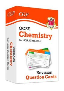 Picture of New 9-1 GCSE Chemistry AQA Revision Question Cards