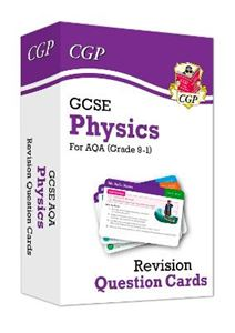 Picture of New 9-1 GCSE Physics AQA Revision Question Cards