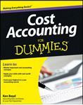 Picture of Cost Accounting For Dummies