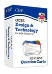 Picture of New Grade 9-1 GCSE Design & Technology AQA Revision Question Cards